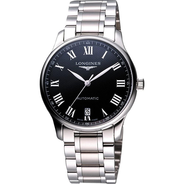 Longines Men's L26284516 Master Automatic Stainless Steel Watch