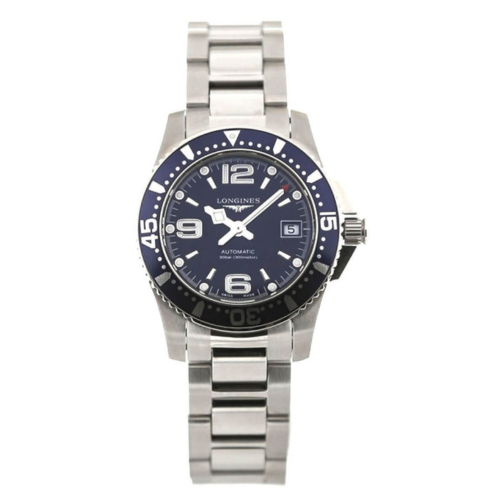 Longines Men's L32844966 HydroConquest Automatic Stainless Steel Watch