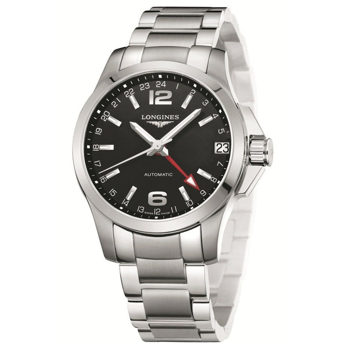 Longines Men's L36874566 Conquest Automatic Stainless Steel Watch