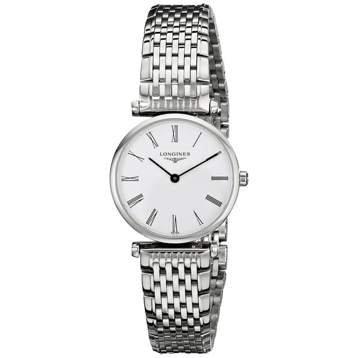 Longines Women's L42094116 La Grande Classique Stainless Steel Watch