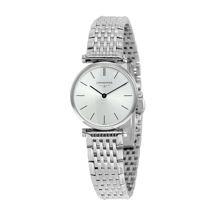 Longines Women's L42094726 La Grande Classique Stainless Steel Watch