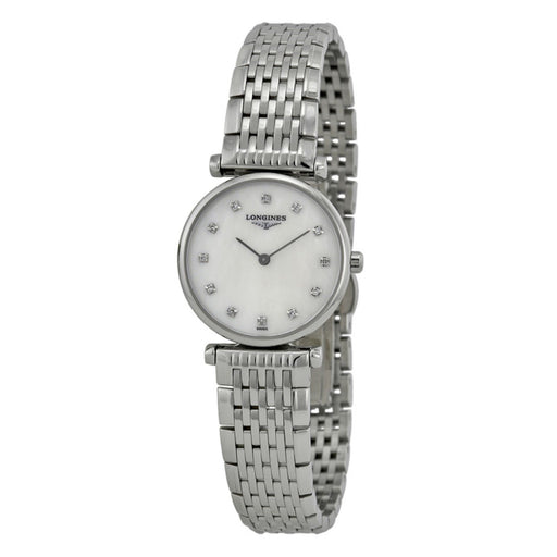 Longines Women's L42094876 La Grande Classique Stainless Steel Watch