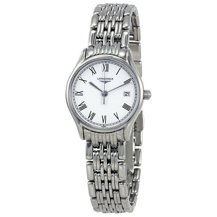 Longines Women's L42594116 Lyre Stainless Steel Watch