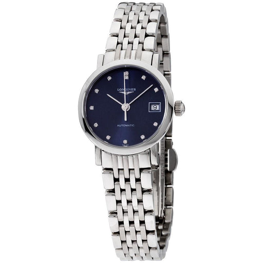 Longines Women's L43094976 Elegant Stainless Steel Watch