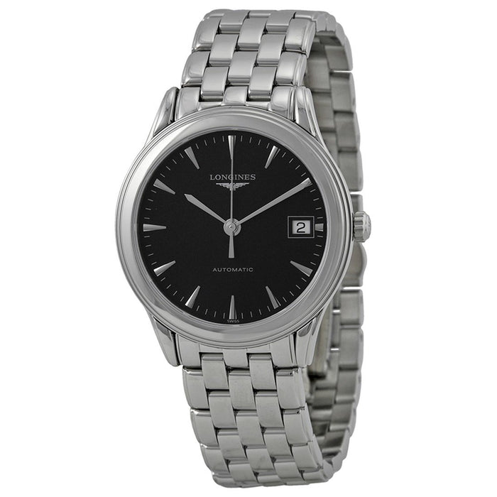 Longines Men's L47744526 Flagship Automatic Stainless Steel Watch