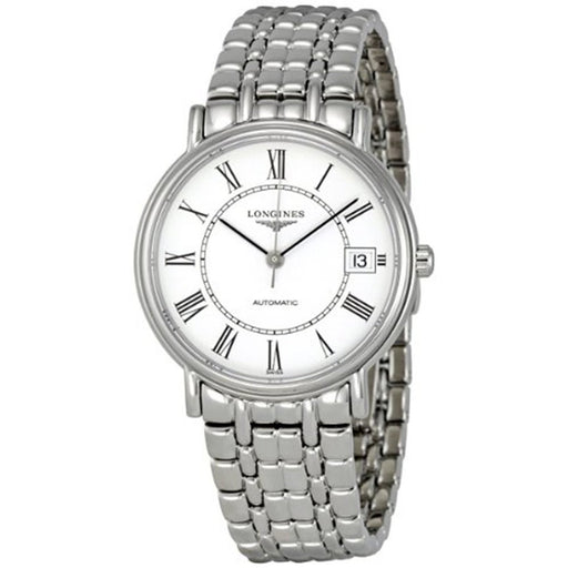 Longines Men's L48214116 Presence Automatic Stainless Steel Watch