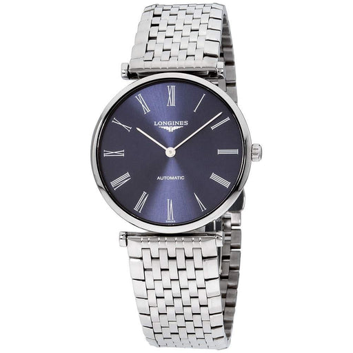 Longines Men's L49084946 La Grande Classique Stainless Steel Watch