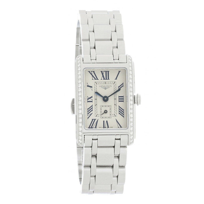 Longines Women's L5.255.0.71.6 DolceVita Stainless Steel Watch