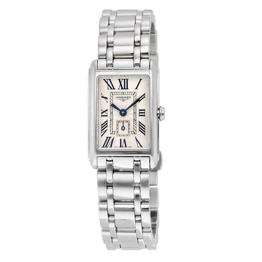 Longines Women's L5.255.4.71.6 DolceVita Stainless Steel Watch