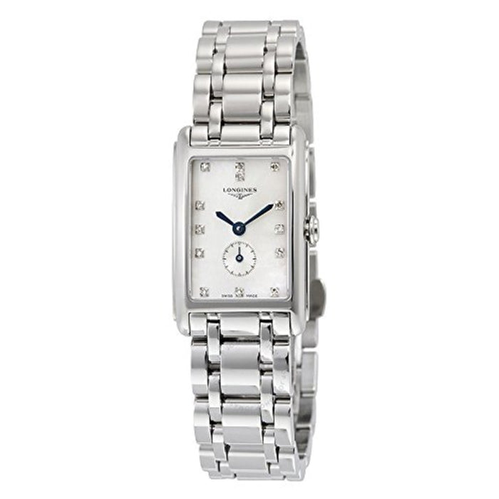 Longines Women's L5.255.4.87.6 DolceVita Stainless Steel Watch