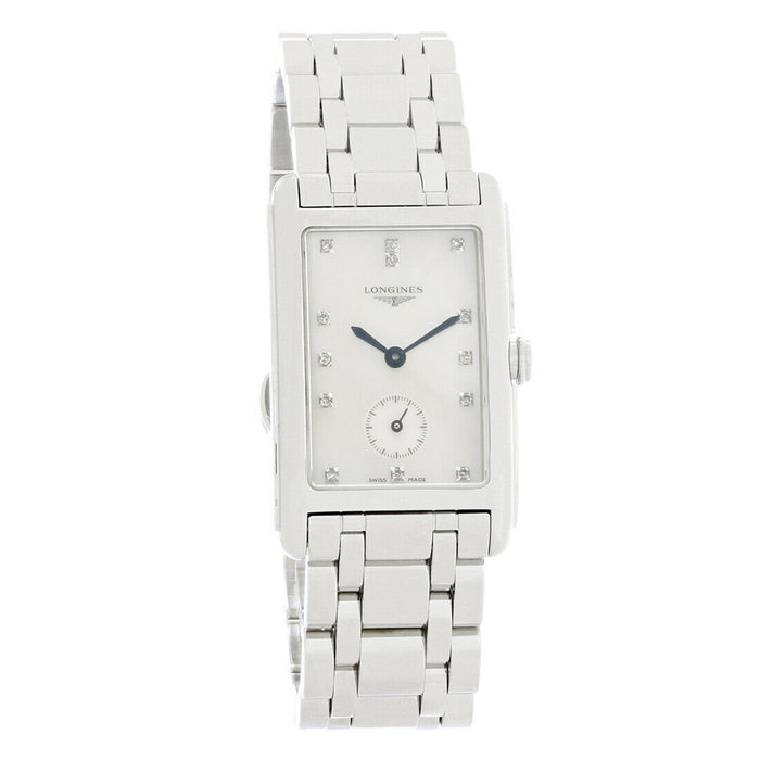 Longines Women's L5.512.4.87.6 DolceVita  Stainless Steel Watch