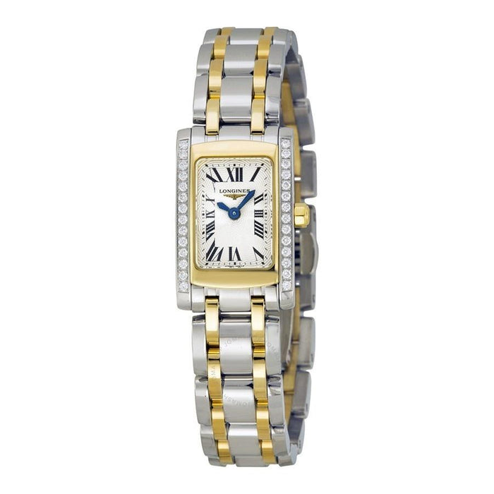 Longines Women's L51585787 Dolce Vita Two-Tone Stainless Steel Watch