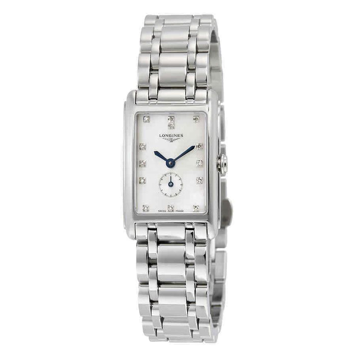 Longines Women's L52554876 DolceVita Stainless Steel Watch