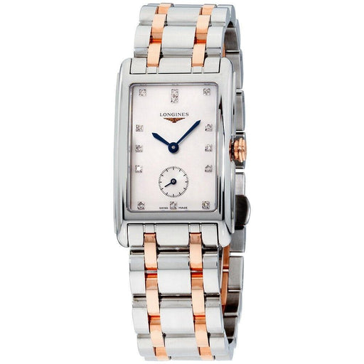 Longines Women's L55125877 DolceVita  Two-Tone Stainless Steel Watch
