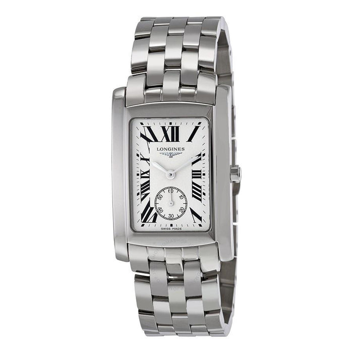 Longines Men's L56554716 Dolce Vita Stainless Steel Watch