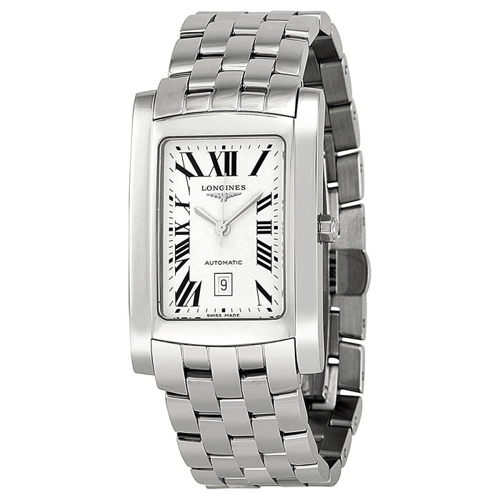 Longines Men's L56574716 Dolce Vita Stainless Steel Watch