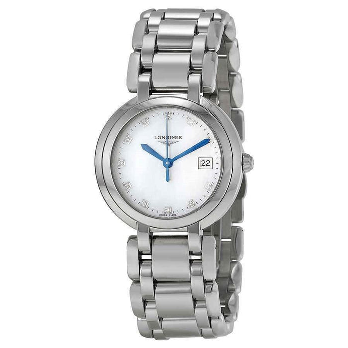 Longines Women's L8.112.4.87.6 PrimaLuna Stainless Steel Watch