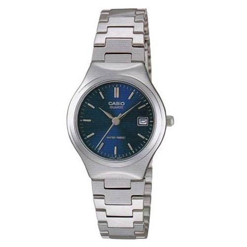 Casio Women's LTP-1170A-2A Classic Stainless Steel Watch