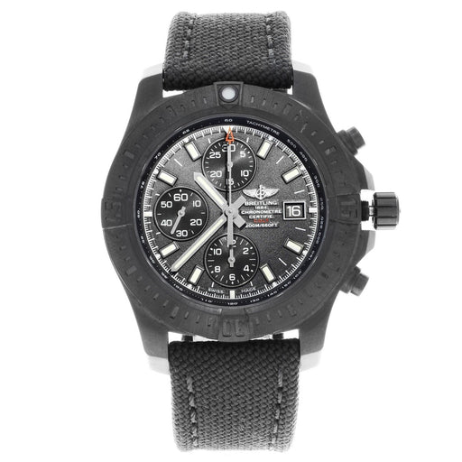 Breitling Men's M1338810-BF01-109W Colt  Chronograph Grey Canvas Watch