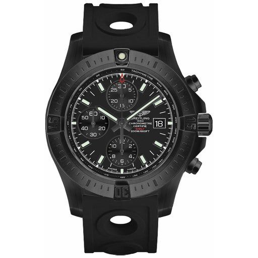 Breitling Men's M1338810-BF01-227S Colt  Chronograph Black Rubber Watch