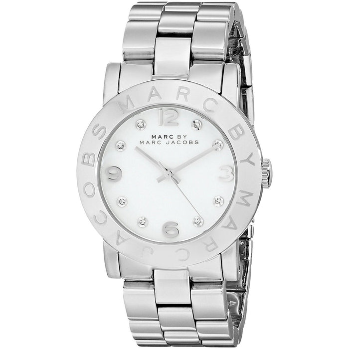 Marc Jacobs Women's MBM3054 Amy Stainless Steel Watch