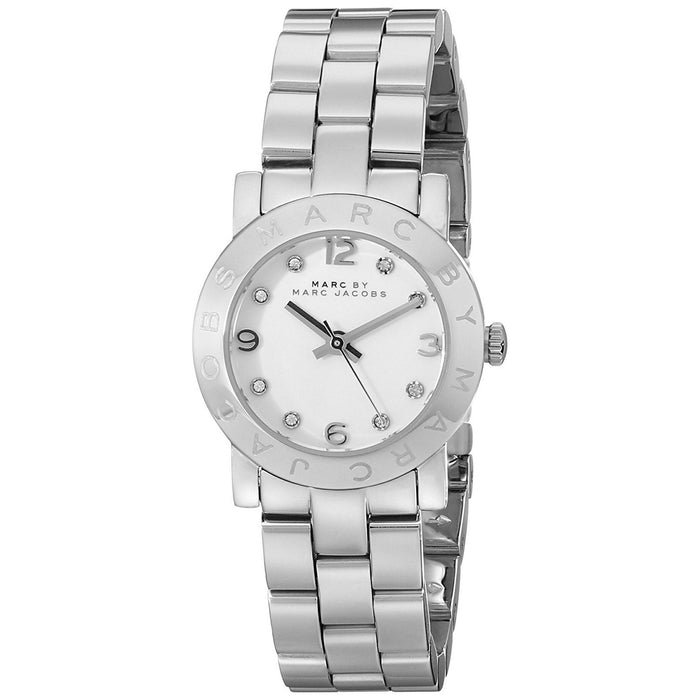 Marc Jacobs Women's MBM3055 Amy Stainless Steel Watch