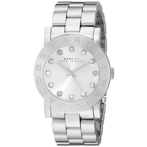 Marc Jacobs Women's MBM3214 Amy Stainless Steel Watch