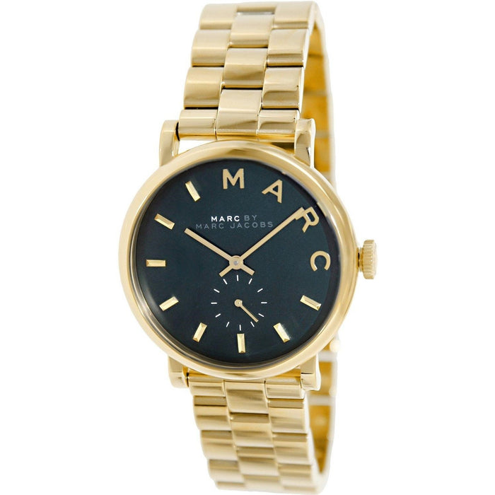 Marc Jacobs Women's MBM3245 Baker Gold-Tone Stainless Steel Watch