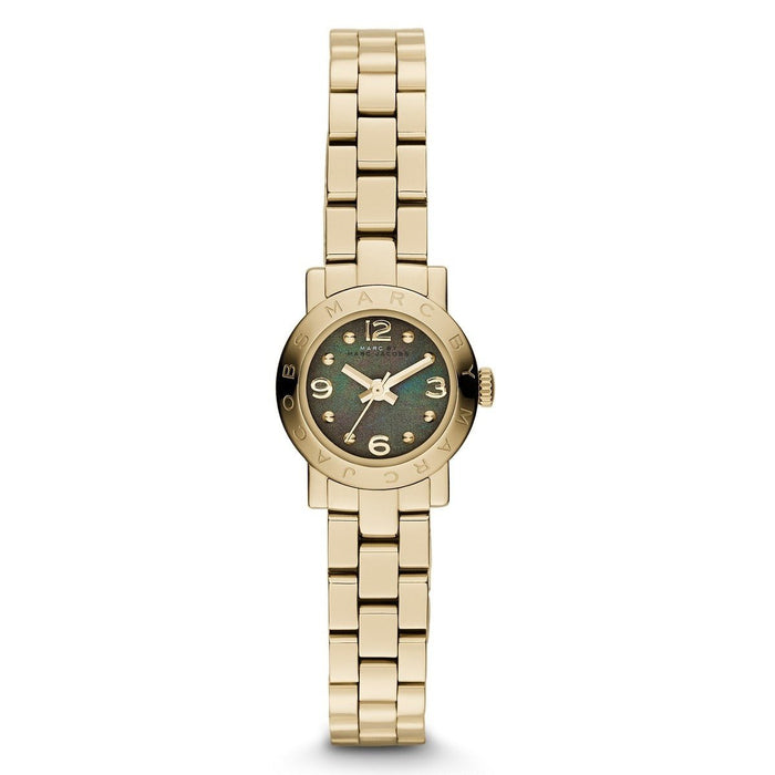 Marc Jacobs Women's MBM3275 Amy Gold-Tone Stainless Steel Watch