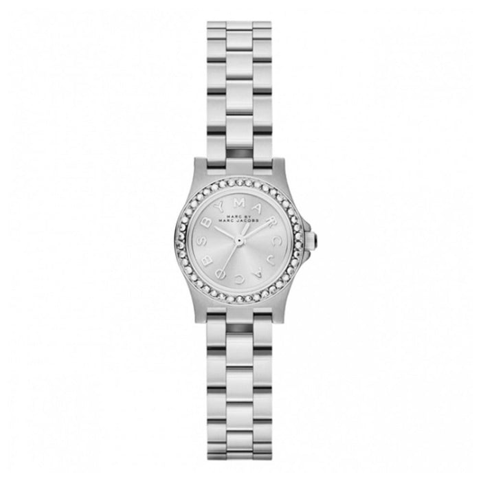Marc Jacobs Women's MBM3276 Amy Crystal Stainless Steel Watch