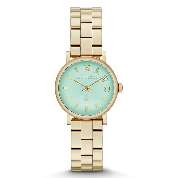 Marc Jacobs Women's MBM3284 Baker Gold-Tone Stainless Steel Watch