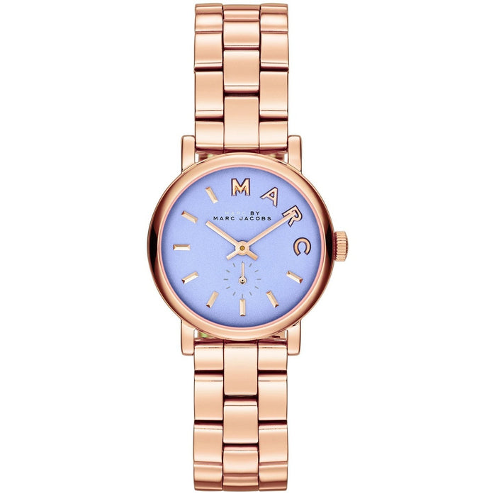 Marc Jacobs Women's MBM3285 Baker Rose-Tone Stainless Steel Watch