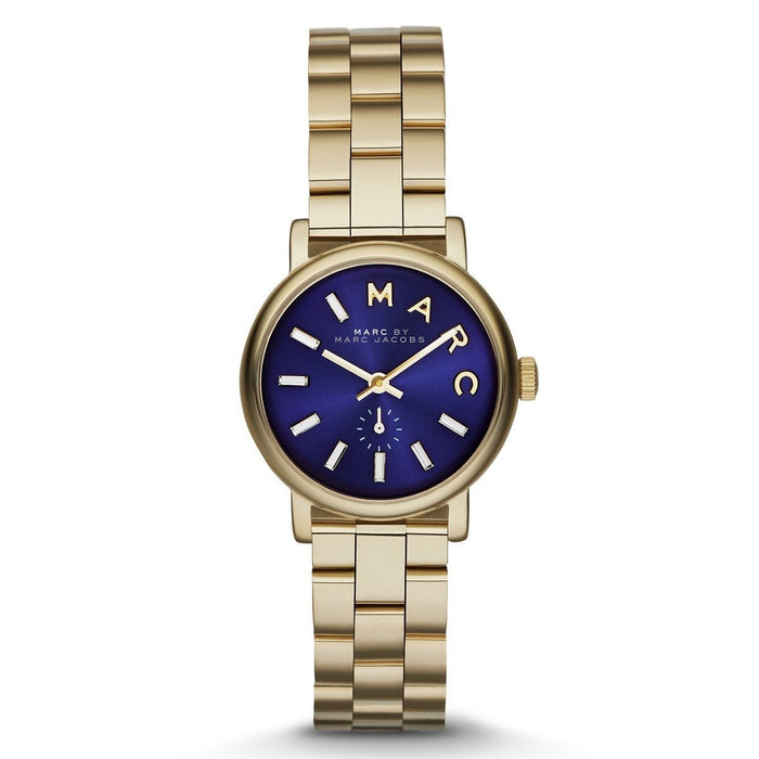 Marc Jacobs Women's MBM3346 Baker Gold-Tone Stainless Steel Watch