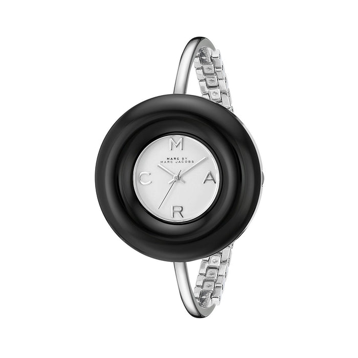 Marc Jacobs Women's MBM3397 Donut Stainless Steel Watch