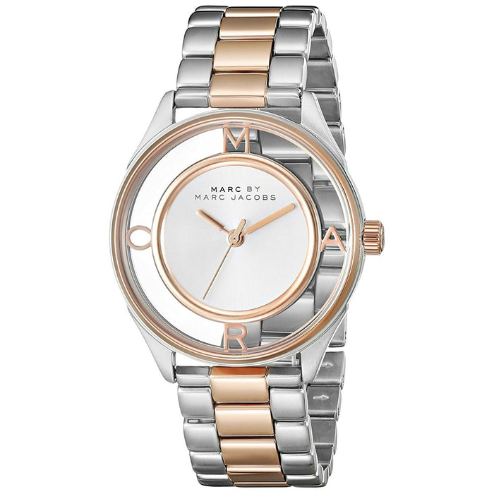 Marc Jacobs Women's MBM3436 Thether Two-Tone Stainless Steel Watch