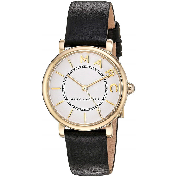 Marc Jacobs Women's MJ1537 Black Leather Watch