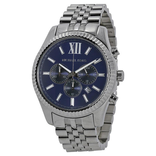 Michael Kors Men's MK8280 Lexington Chronograph Stainless Steel Watch