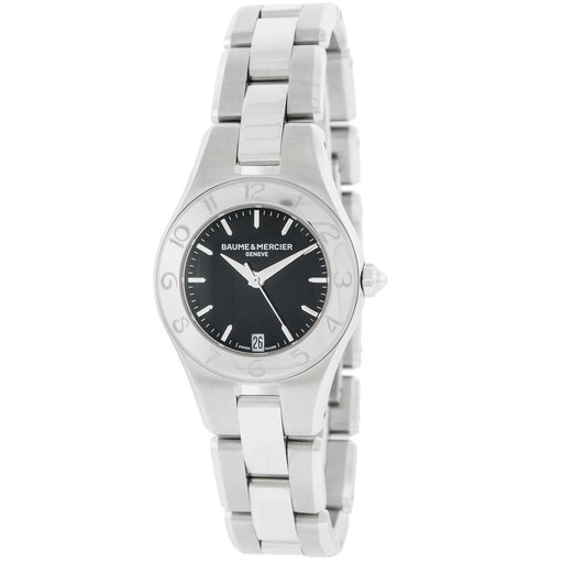 Baume & Mercier Women's MOA10010 Linea Stainless Steel Watch
