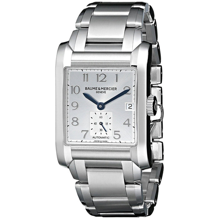 Baume & Mercier Men's MOA10047 Hampton Automatic Stainless Steel Watch