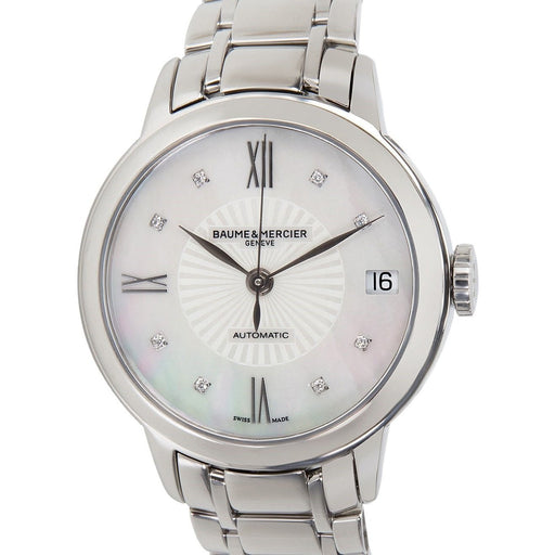 Baume & mercier Women's MOA10221 Classima Stainless Steel Watch