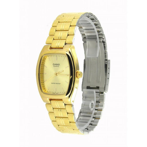 Casio Men's MTP-1169N-9A Quartz Gold-Tone Stainless Steel Watch