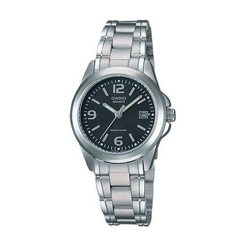 Casio Men's MTP-1183A-1A Classic Stainless Steel Watch