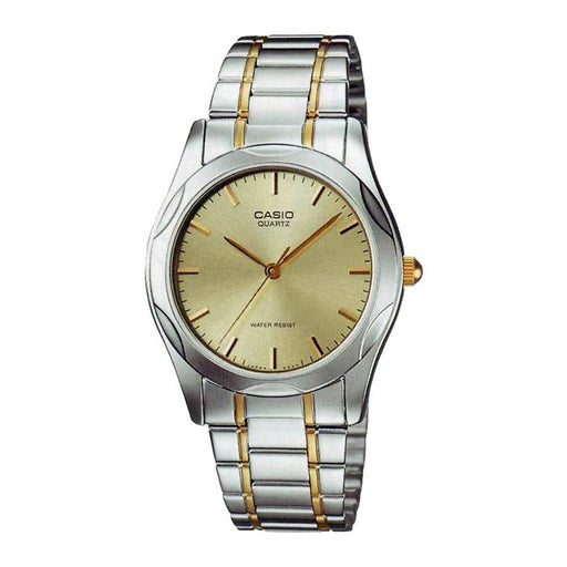 Casio Men's MTP-1275SG-9A Quartz Two-Tone Stainless Steel Watch