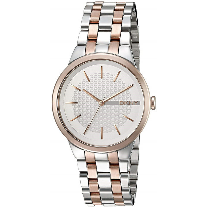 DKNY Women's NY2464 Park Slope Two-Tone Stainless Steel Watch