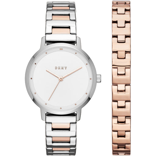 DKNY Women's NY2643 The Modernist Two-Tone Stainless Steel Watch