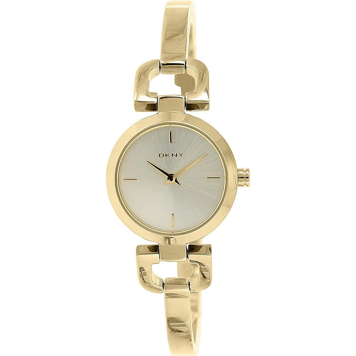 DKNY Women's NY8543 Reade Gold-Tone Stainless Steel Watch