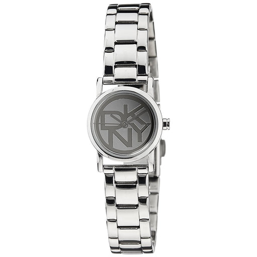 DKNY Women's NY8854 DKNY Logo Stainless Steel Watch