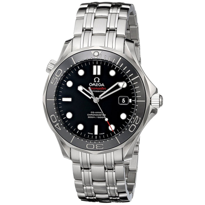 Omega Men's O21230412001003 Seamaster Automatic Stainless Steel Watch