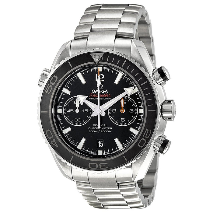 Omega Men's O23230465101001 Seamaster Chronograph Automatic Stainless Steel Watch