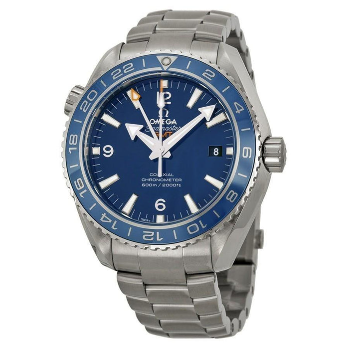 Omega Men's O23290442203001 Seamaster Planet Ocean GMT Automatic Stainless Steel Watch